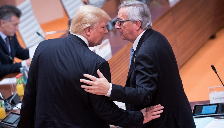 EU ready to retaliate if US imposes car tariffs: Juncker