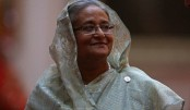Prime Minister Sheikh Hasina returns home from Nepal