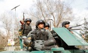 Afghan official says roadside bomb kills 5 police in east