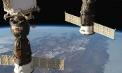 Astronauts tackle air leak on International Space Station