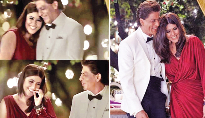 SRK charges Rs 8cr for promo of Kasauti Zindagi Kay