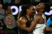 Serena Williams beats sister Venus Williams at US Open