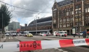 Amsterdam train station attack victims US citizens