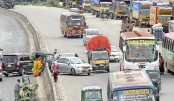 Motorised vehicles take a turn in violation of traffic rules