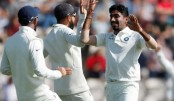 England 92-3 at lunch against India in fourth Test, lead by 65