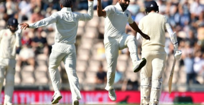 India set 245 to win fourth Test against England