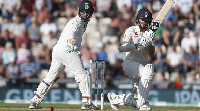 England 260-8 against India in 4th Test, lead by 233