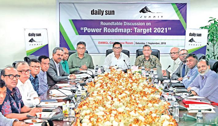 Unplanned industries bar  smooth power supply