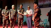 Bashundhara Group chairman honoured