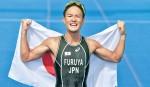 Jumpei for joy as Japan clinch triathlon double