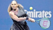ALL-WILLIAMS US OPEN CLASH IS ALL SERENA