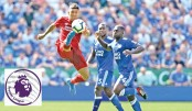 Liverpool hang on to frustrate Leicester