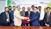 SIBL, US-Bangla Airlines ink deal