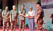 Bashundhara Group chairman honoured