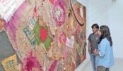 Art exhibition by Sayed Ahmed at La Galerie