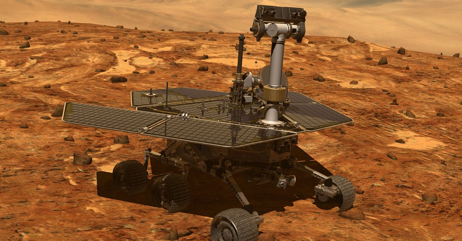 NASA is anxious to hear from its dust-silenced Opportunity Mars rover
