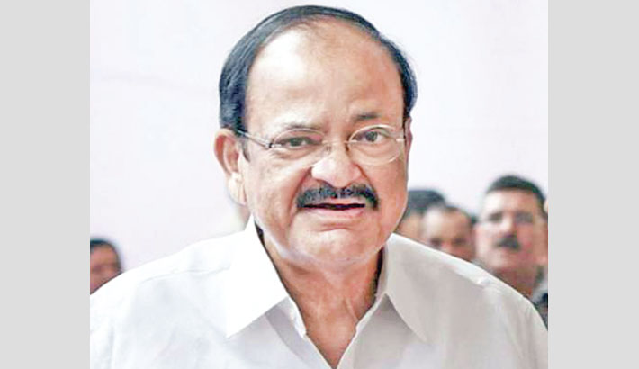 Bias on basis of religion, caste, gender intolerable: Naidu