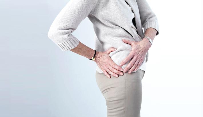 Easing Hip Pain