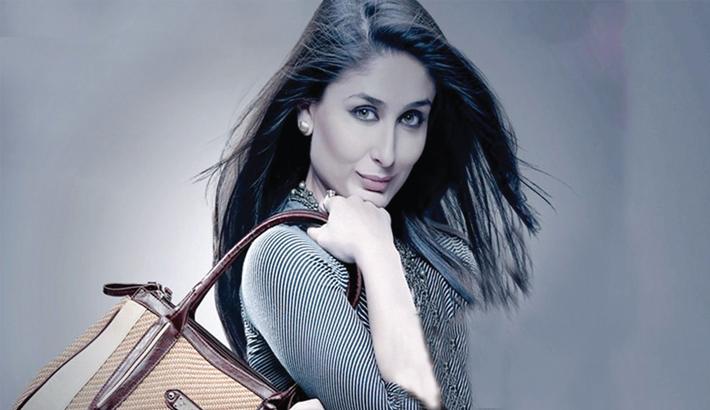 Being glamorous comes naturally to me: Kareena