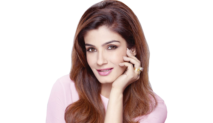 I want to do films for which I'll be remembered: Raveena