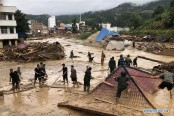 Mekong floods kill 32 people in Cambodia so far: spokesman