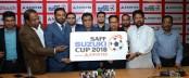 SAFF Suzuki Cup logo unveiled