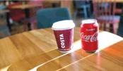 Coca-Cola buys coffee chain Costa for $5.1 billion