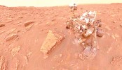 Mars dust storm clears, raising hope for stalled NASA rover