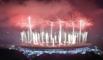 Olympic dreams as Asian Games close in Jakarta