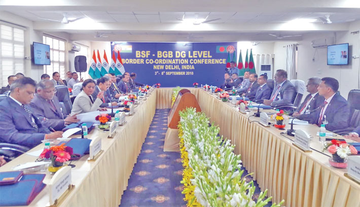 BGB-BSF  conference  begins