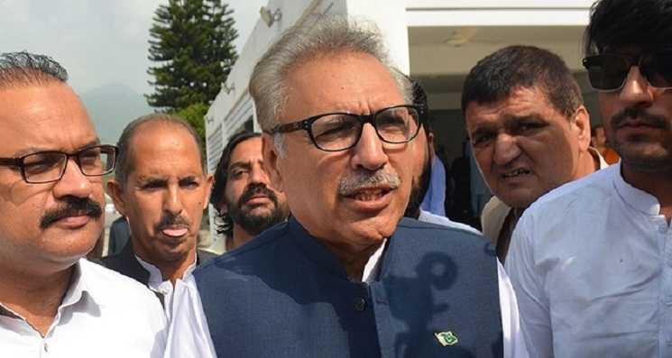 Pakistan elects new president from ruling party