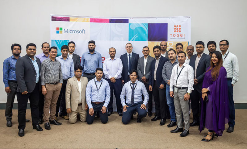 TSL, Microsoft jointly launch 'Digital Business Design'