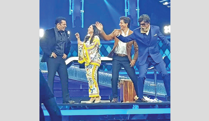 SRK credits Salman's father for his success