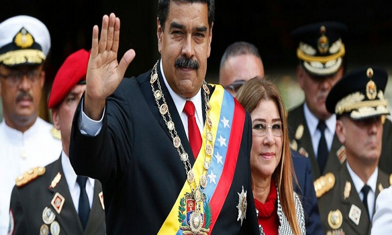 Maduro buys gold to boost savings amid five-digit inflation