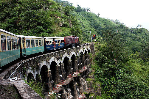 Newly married British couple books entire train for honeymoon trip to Nilgiri hills