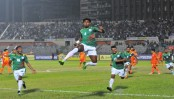 SAFF Suzuki Cup: Bangladesh off to flying start; beat Bhutan 2-0