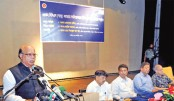 Health and Family Welfare Minister Mohammed Nasim speaks at a programme