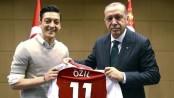 Ozil issue won't threaten Euro 2024 bid: German FA boss