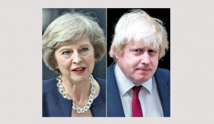 Boris Johnson blasts May's Brexit blueprint