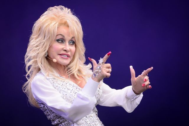 Dolly Parton to be honored in Grammy gala