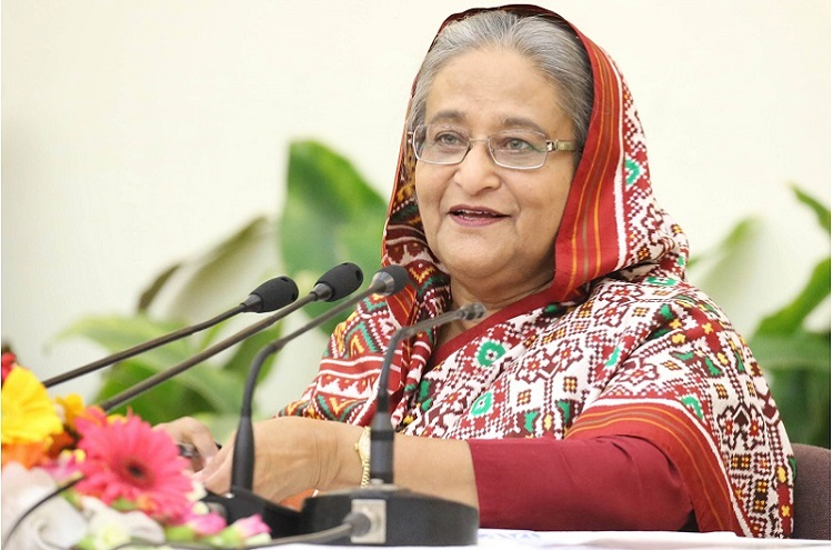 Brighten Biman's image, Prime Minister tells its employees