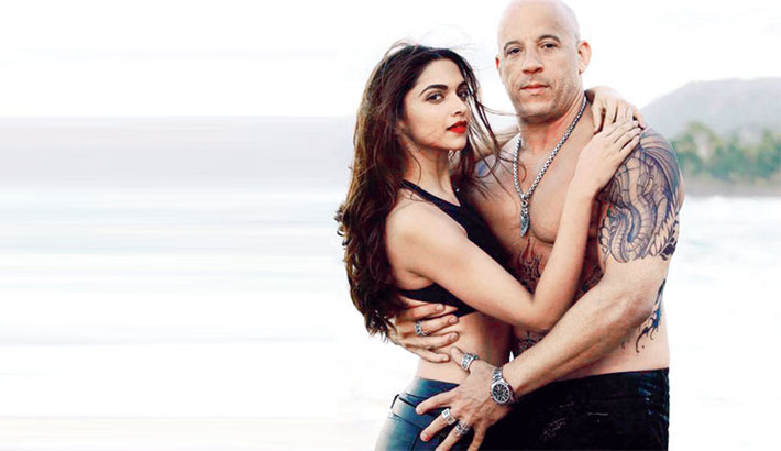 Deepika to star in next xXx film with Vin Diesel
