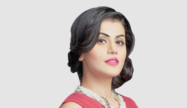 I've no fear of failure: Taapsee Pannu