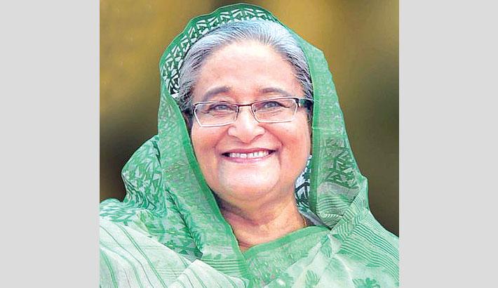 Hasina becomes more popular