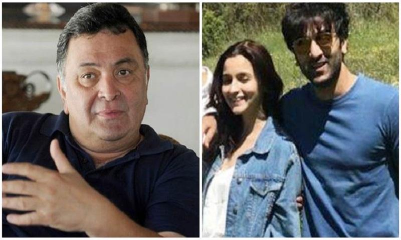 Rishi Kapoor on Alia Bhatt: Ranbir likes her
