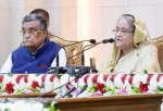 City polls reflect country's sound democratic atmosphere: PM Sheikh Hasina