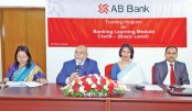 AB Bank holds training programme