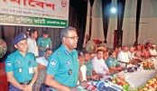 CMP commissioner for stern action against drug trade