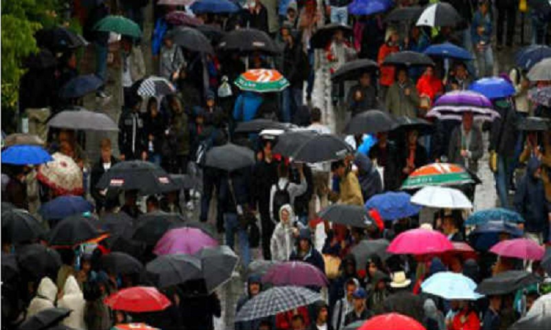18 die in rain-related incidents in northern India