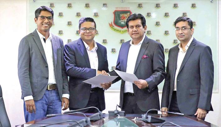 Unilever to sponsor Bangladesh national cricket team